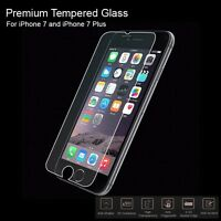 Premium 9H Clear Tempered Glass Screen Protector for Apple iPhone 7 / 7 Plus 5.5