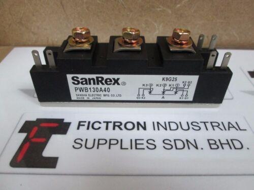 NEW 1PCS PWB130A40 SANREX POWER MODULE