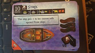Pirates At Ocean/'s Edge #129 Helmsman Pirate Pocketmodel NrMint-Mint