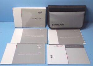 nissan quest manual 2007