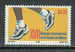 Mexico - Mail 1999 Yvert 1875 MNH Sports
