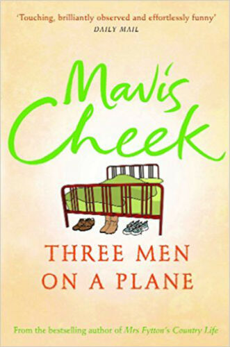 1 of 1 - Three Men on a Plane, New, Cheek, Mavis Book