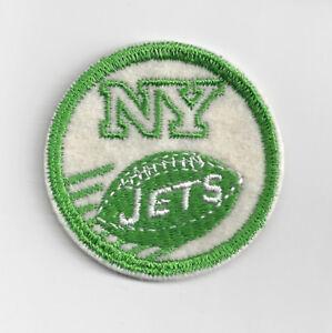 1960-039-s-New-York-Jets-patch-old-logo-2-034-patch-vintage-AFL-era