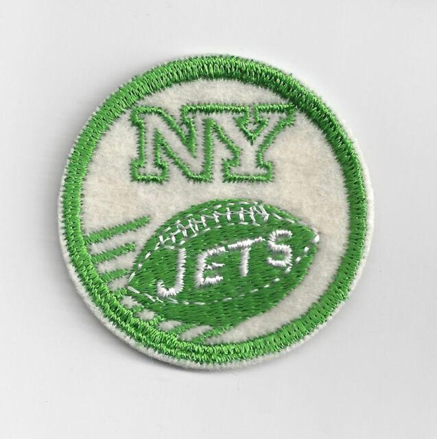 1960's New York Jets patch old logo 2