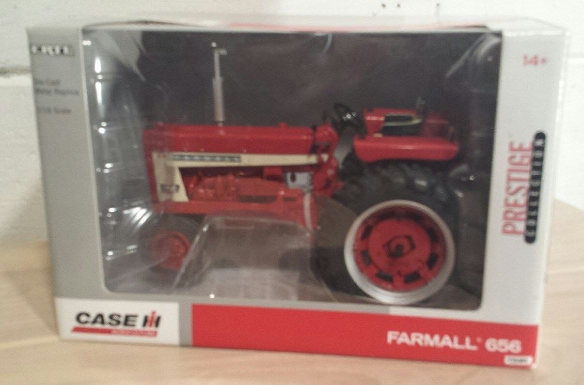 Case IH Farmall 656 1 16 Scale Die-Cast Toy Tractor Tractor Tractor  PRESTIGE COLLECTION d7725b