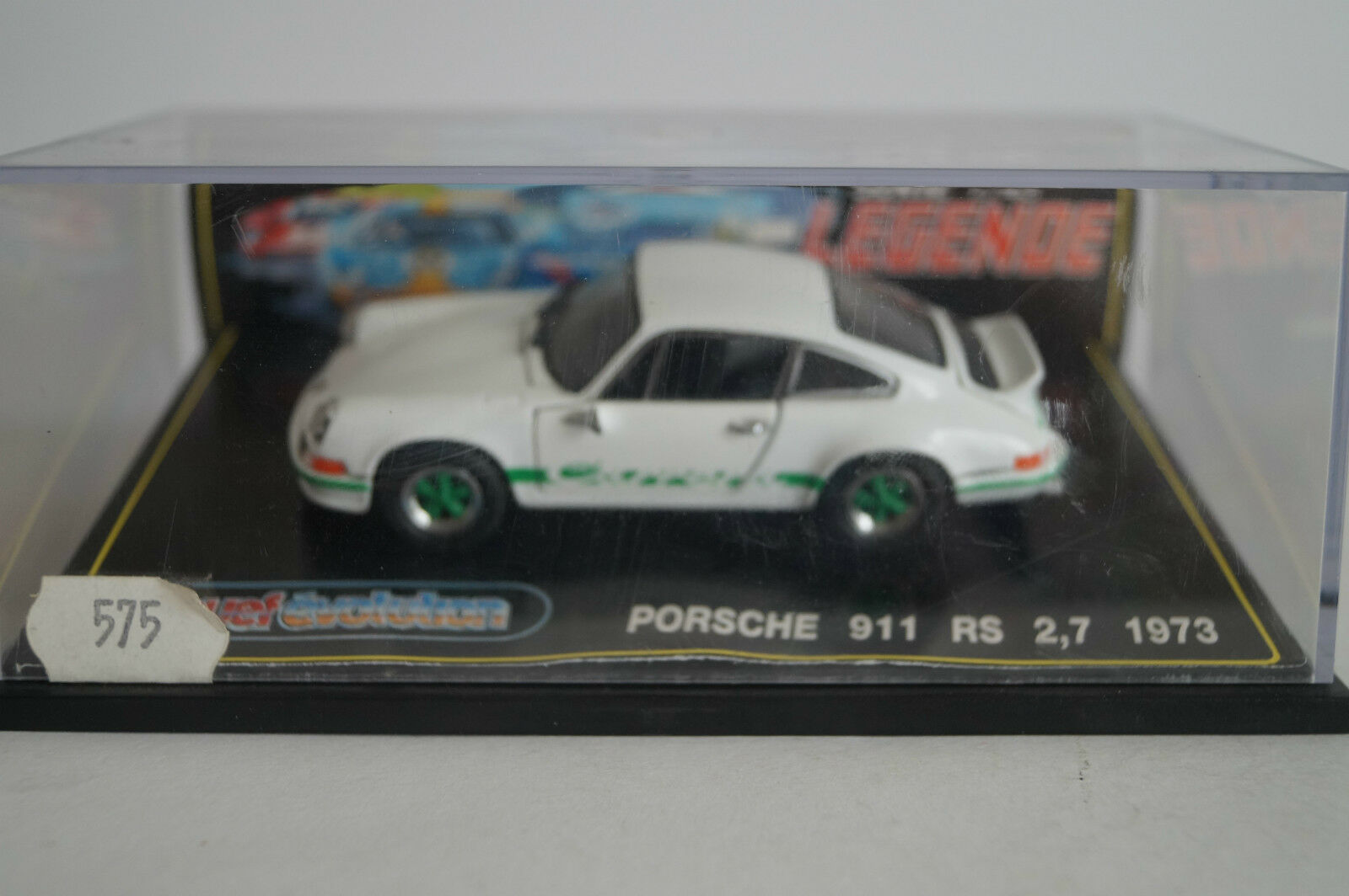 Jouef Evolution Modelauto 1 43 Porsche 911 RS 2,7 1973