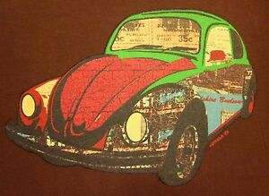 Image Is Loading Matinique Clothing Small T Shirt Volkswagen German Auto