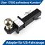 Für Toyota Tacoma Anhängerkupplung Adapter für US-Fahrzeuge 50x50mm