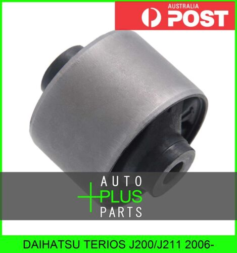 Fits TERIOS J200//J211 Rubber Bush Diff Differential Mount Mounting