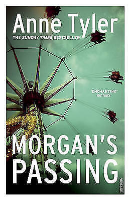 1 of 1 - Morgan's Passing by Anne Tyler (Paperback, 1991) New Book