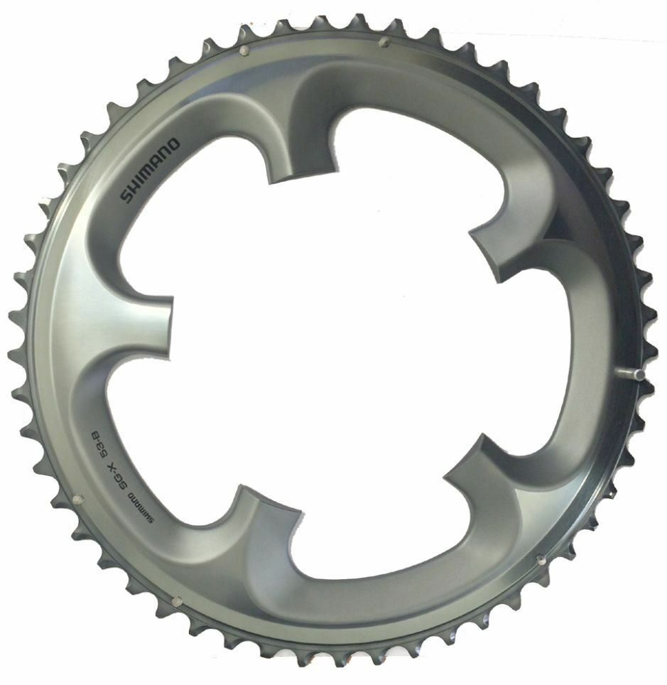 CHAINRING 53T Shimano Ultegra FC-6700 53T - Outer Chainring 2 x 10 - Y1LJ98100