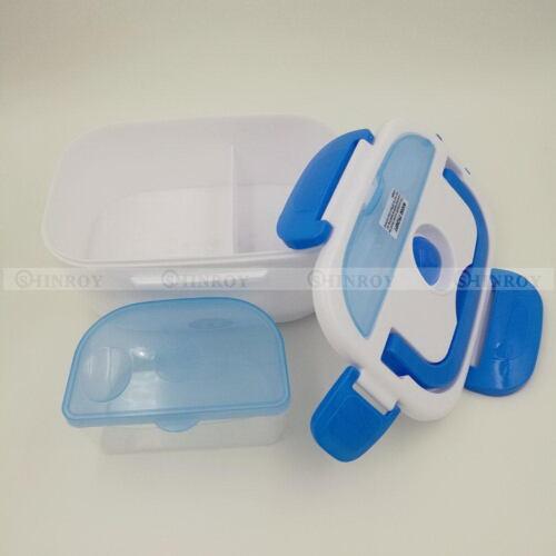 1 pieces Portable Voiture Chauffage électrique isolation Lunch Boxes Food Warmer Probotector 40 W