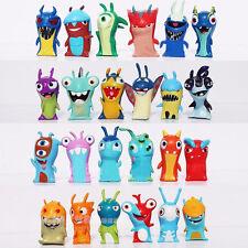 24 PCS Slugterra Elemental Slugs Terra PVC Action Figures Decoration Toys Gifts