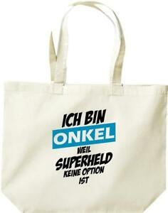 grosse-Einkaufstasche-Ich-bin-Onkel-weil-Superheld-keine-Option-ist