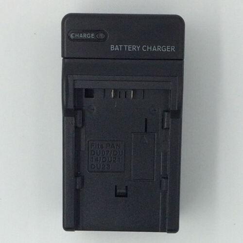 Cargador De Batería Para PANASONIC CGA-DU07E//1B CGA-DU12 DU12A//1B CGA-DU14 CGA-DU14A