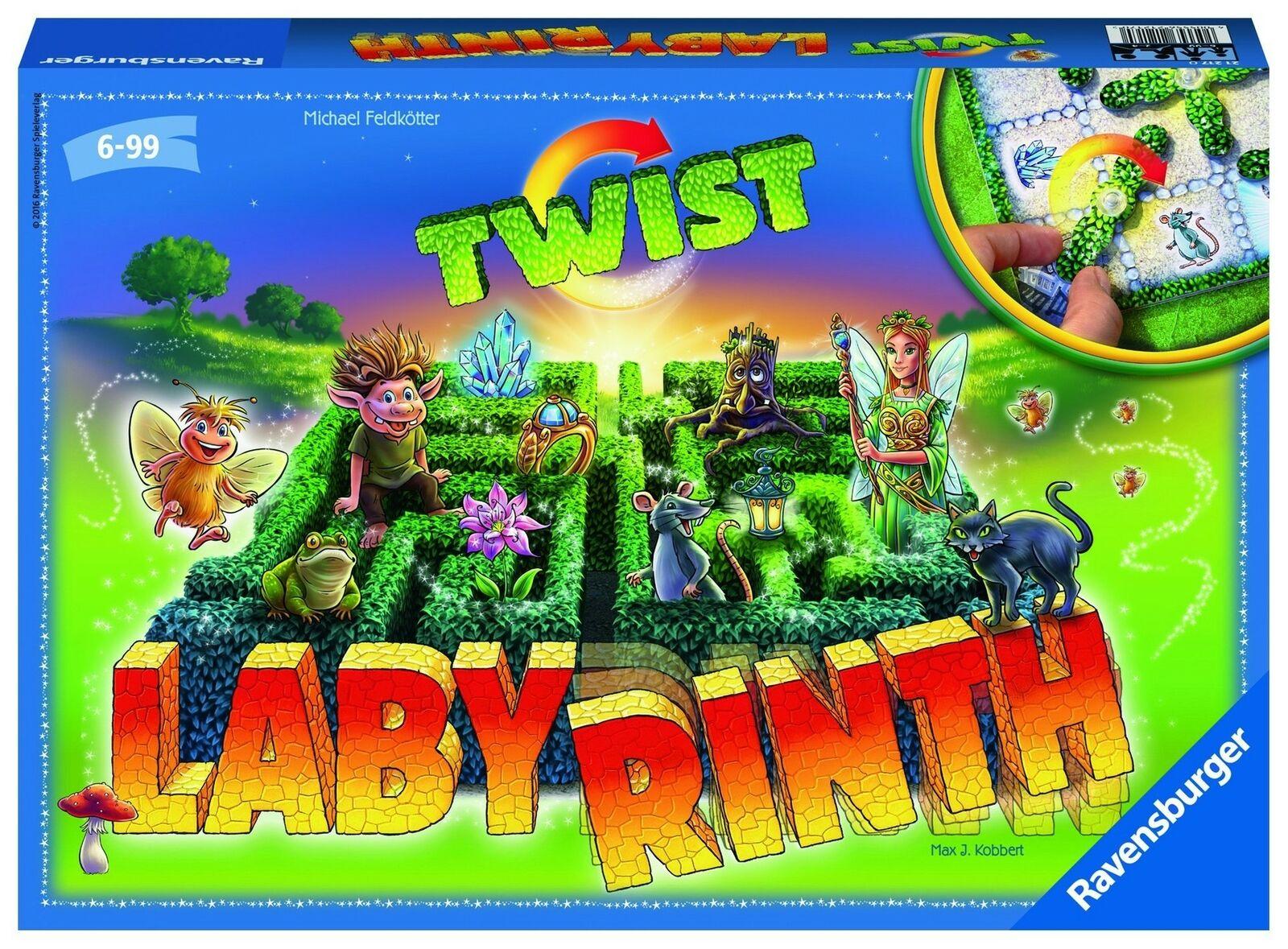 Ravensburger ITALIA 212170  – Twist Labirinto, multi-Coloreeee  spedizione gratuita!