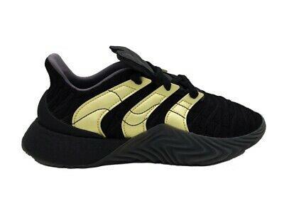 ADIDAS Sobakov Boost Baskets Noir Or D98155 | eBay