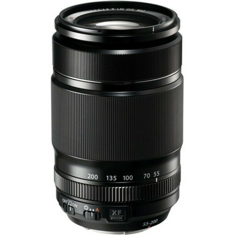 Fujifilm XF 55-200mm F3.5-4.8 R LM OIS (Trade ins Welcome - 021 945 1606)