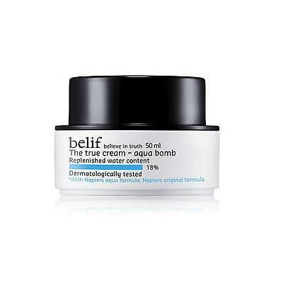 [Korea Beuty] Belif The True Cream Aqua Bomb 50ml hydrating herb