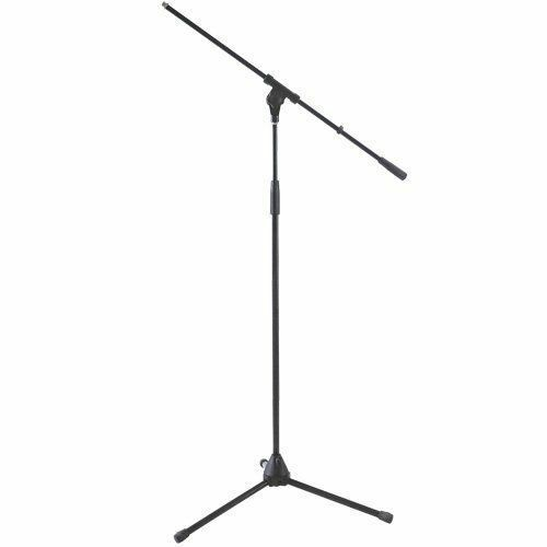 Accenta MBST-1 Microphone Stand with Tripod Base and Boom