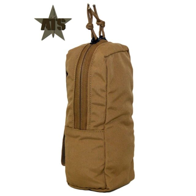 ATS Tactical Slimline Upright GP Pouch-Multicam-Coyote-Ranger-Black-Wolf