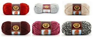 Lion-Brand-Yarn-Hometown-USA-Cincinnati-Red-amp-Anchorage-amp-Springfield-Silver