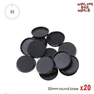 Wargame-Base-World-32mm-Round-bases-for-wargame-bases-for-warhammer