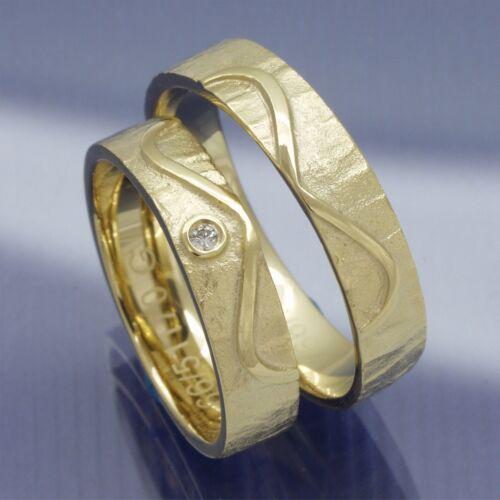 handgefertigte Trauringe Eheringe HochzeitsringeSigns of LoveUnendlichkeit
