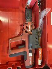 Hilti Dx 750 Powder Actuated Concrete Nail Gun With Shellsnails Extras