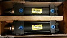 YATES Series L4 Pneumatic Permanently Lubricated Cylinder L4-C-H  2 x 4
