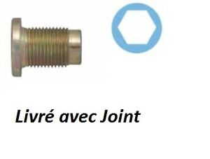 joint ALFA ROMEO 159 1.9 JTDM 16V 150ch Bouchon de vidange