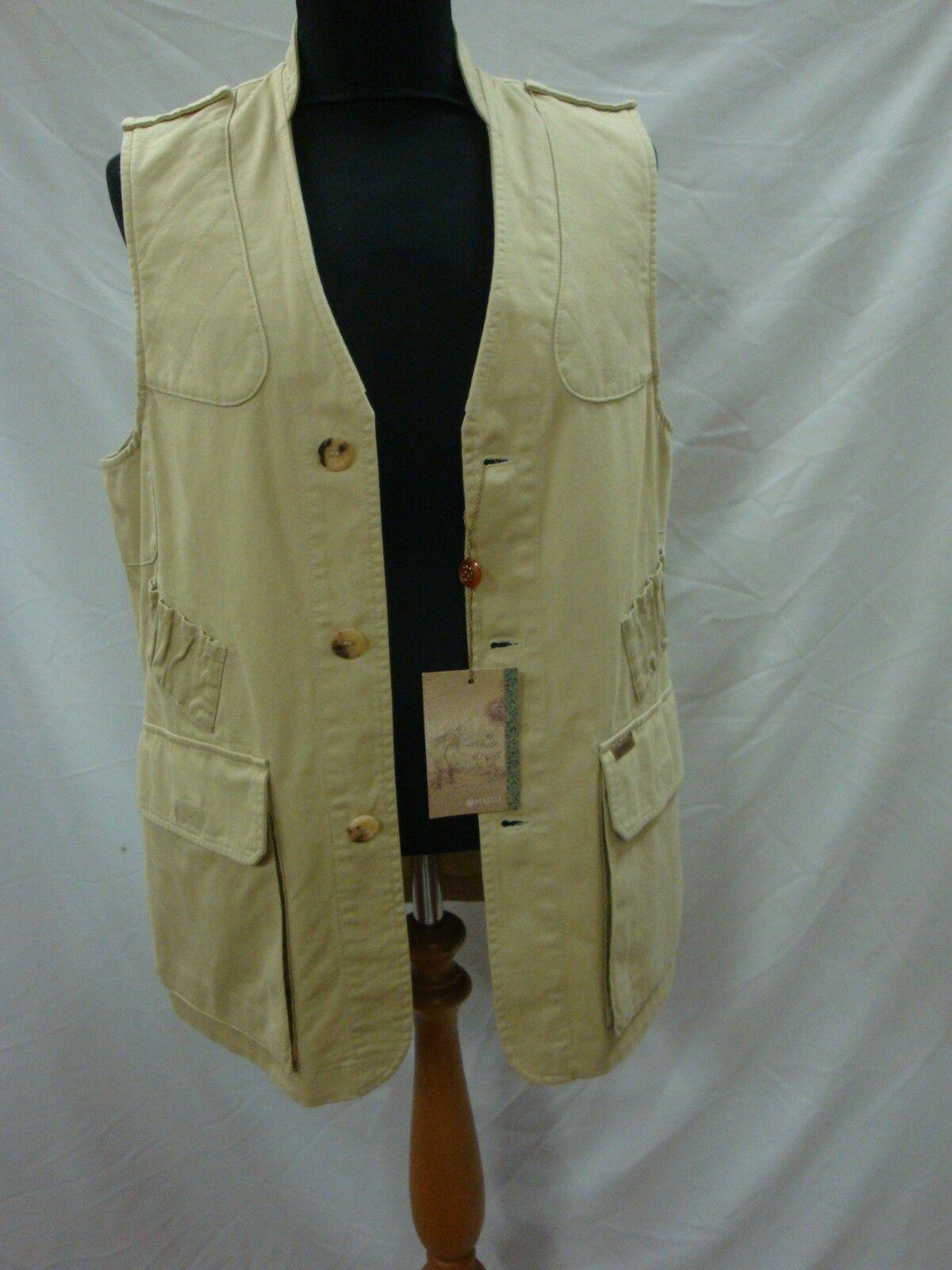 Beretta Safari Style Shooting Waistcoat