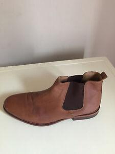 London Burton Uomo Size Ankle Tan Uk9 Boot 43 Eur pqwxvtOw
