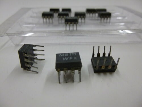 200 unidades//PCs optocoupler mb111 mcl611 ir-diodo//si-fotodiodo//ttlout New