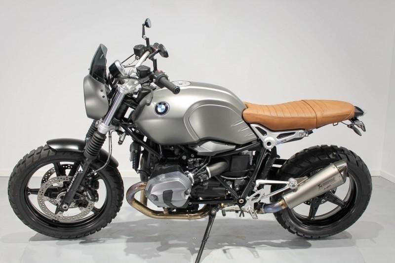 BMW, R NineT Scrambler, ccm 1170