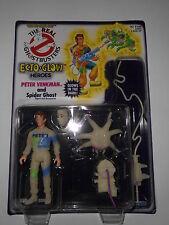 Peter Venkman Ghostbusters Ecto Glow Heroes NEU Unpunched MOC 1991 Kenner Figur