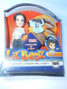 LIL' BOYZ BRATZ COLIN NCR27133