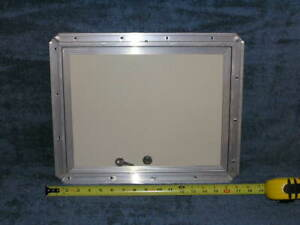 RV-Bus-Van-Cargo-Trailer-Access-Compartment-Storage-Hatch-Bay-Door-16-75-x-13-75