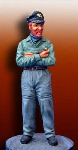 N16 1942 Figurine résine NIMIX 1//32 OFFICIER DE U-BOAT Ref