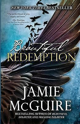 The Maddox Brothers Ser.: Beautiful Redemption Bk. 2 by Jamie McGuire (2015,...