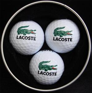 best shoes best service new high Details about LACOSTE 3 Golf Balls Tin - Now Only £7.99