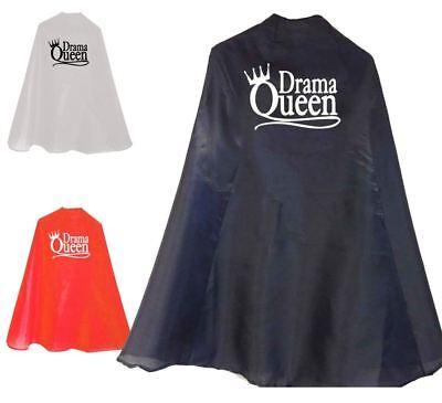 Ambizioso Nubilato Super Eroe Cape Drama Queen Stampa Dance Party Costume-mostra Il Titolo Originale Rinfresco