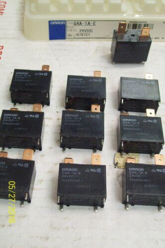 Relé de propósito general Omron G4A-1A-E DC24 24VDC 20 A 250VAC 1