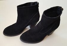 63696ab58f0 Buy Steve Madden Women's Ankle BOOTS Size 10 Black Pearl & Stud ...
