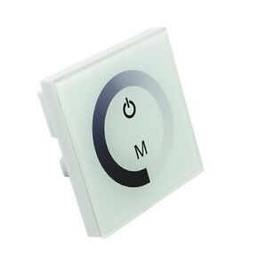 variateur led tactile pour ampoules bandes led sous 12v. Black Bedroom Furniture Sets. Home Design Ideas