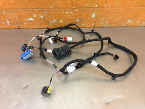 s l300 fiat 500 2012 13 door wire harness right f415 ebay 2012 Fiat 500 Pop Interior at alyssarenee.co