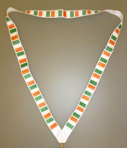 MI3 44cm cordino con bandiera irlandese-Irlanda Flag-SOUVENIR Irlandese