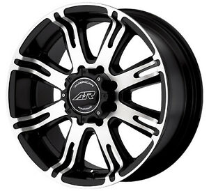 AMERICAN-RACING-20X9-ATX-RIBELLE-ALLOY-MAG-WHEEL-4X4-SUIT-NISSAN-TOYOTA