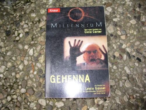 1 von 1 - Millennium-Gehenna von Lewis Gannet