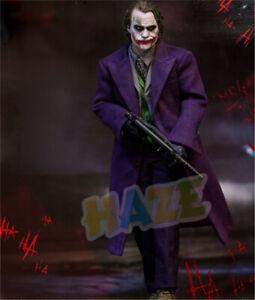 Batman-The-Dark-Knight-Joker-Heath-Ledger-12-034-Action-Figuras-de-accion-Juguete